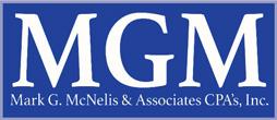 Mark G. McNelis & Associates CPA's, Inc. Logo